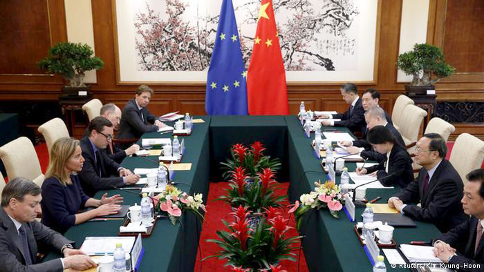 China, the EU and the Netherlands – A Chinese Perspective