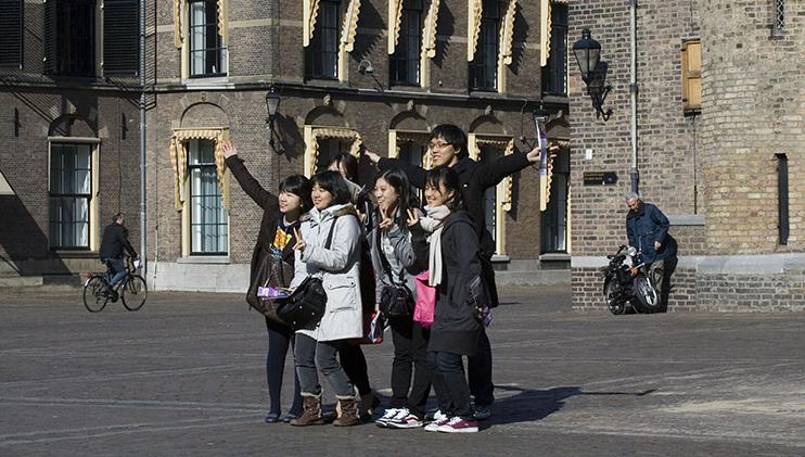 'De Chinezen komen' Groeneveld Conferentie MVO Netwerk Toerisme