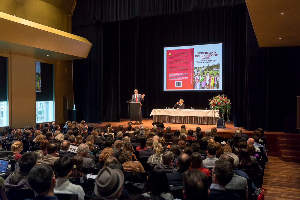 "Verslag Conferentie: ""China, the Netherlands and Europe"" 9 Februari"