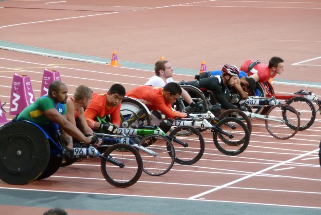 Podcast: De paralympische spelen