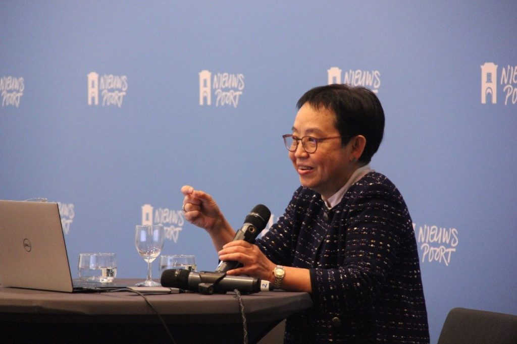 """(English) Conference Report Christine Wong on the Belt and Road Initiative: """"Much ado about exactly what?"""""""