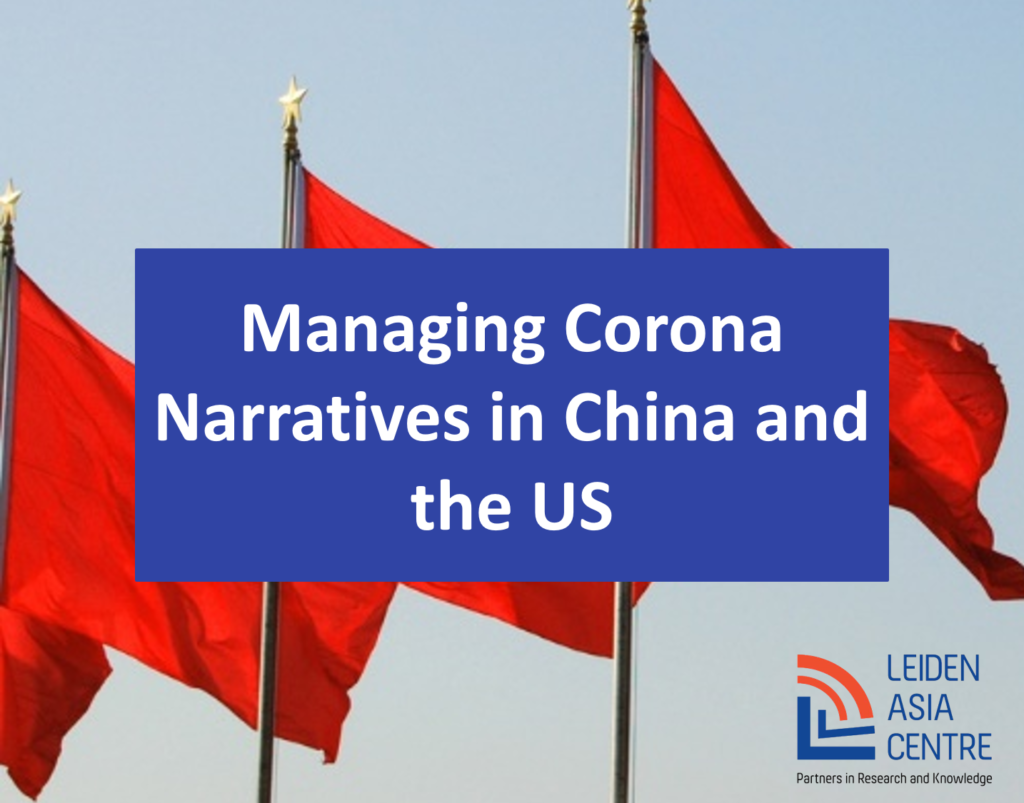 Managing Corona Narratives in China and the US