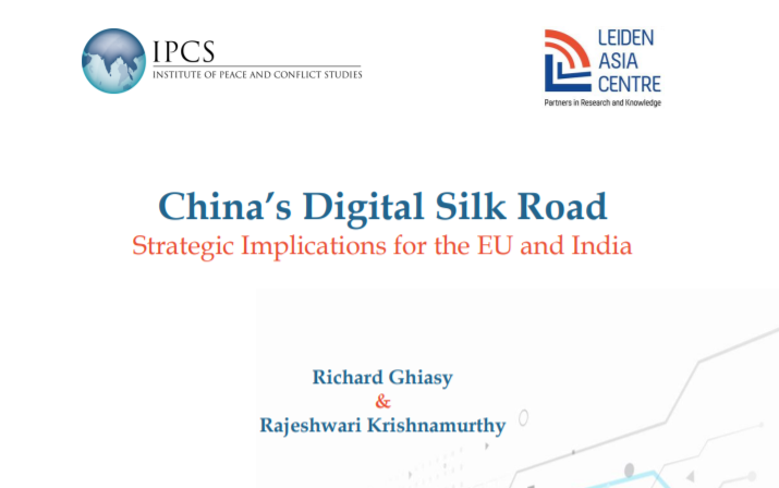 China's Digital Silk Road – Strategic Implications for the EU and India