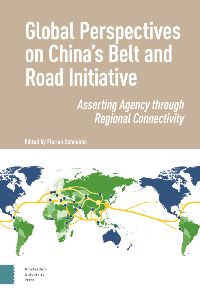 Book publication: Global Perspectives on China's Belt and Road Initiative