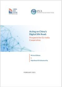 Acting on China's Digital Silk Road: Prospects for EU-India Cooperation